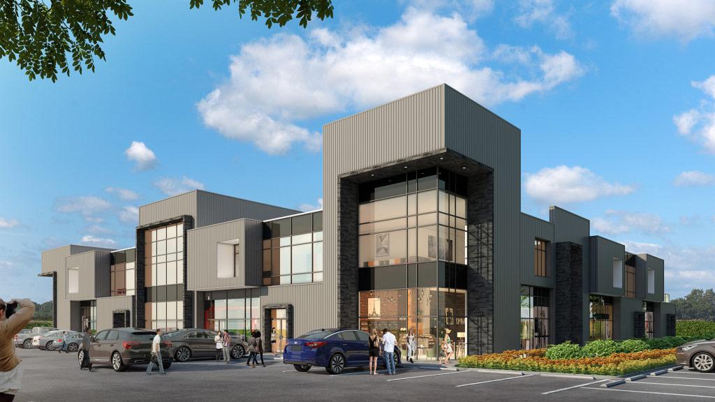 ECC-2Edmonton Commercial Complex